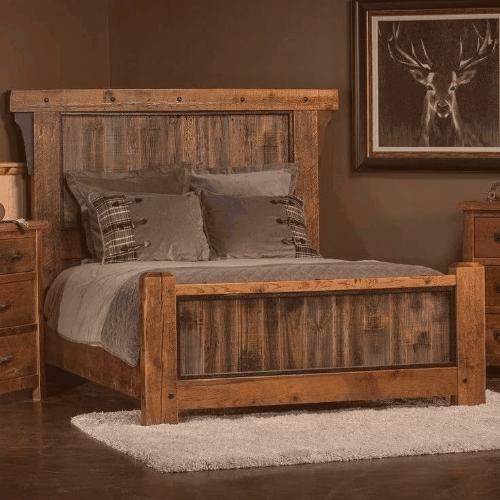 Кровати по индивидуальным размерам в Санкт-Петербурге | Fog Wood