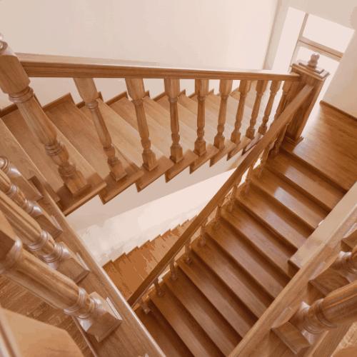 Лестницы по индивидуальным размерам в Санкт-Петербурге | Fog Wood