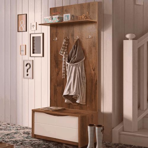 Мебель в прихожую по индивидуальным размерам в Санкт-Петербурге | Fog Wood