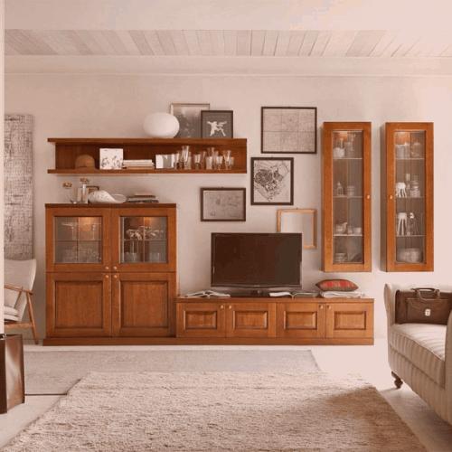 Мебельные стенки по индивидуальным размерам в Санкт-Петербурге | Fog Wood