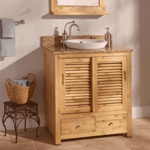 Мебель в ванную по индивидуальным размерам в Санкт-Петербурге | Fog Wood