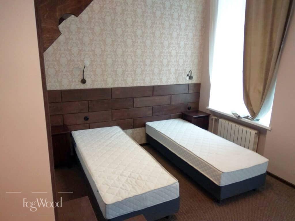 Мебель и панели из дуба на заказ