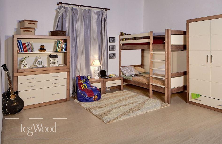 Детская мебель из массива дерева «Модель 11» по индивидуальным размерам