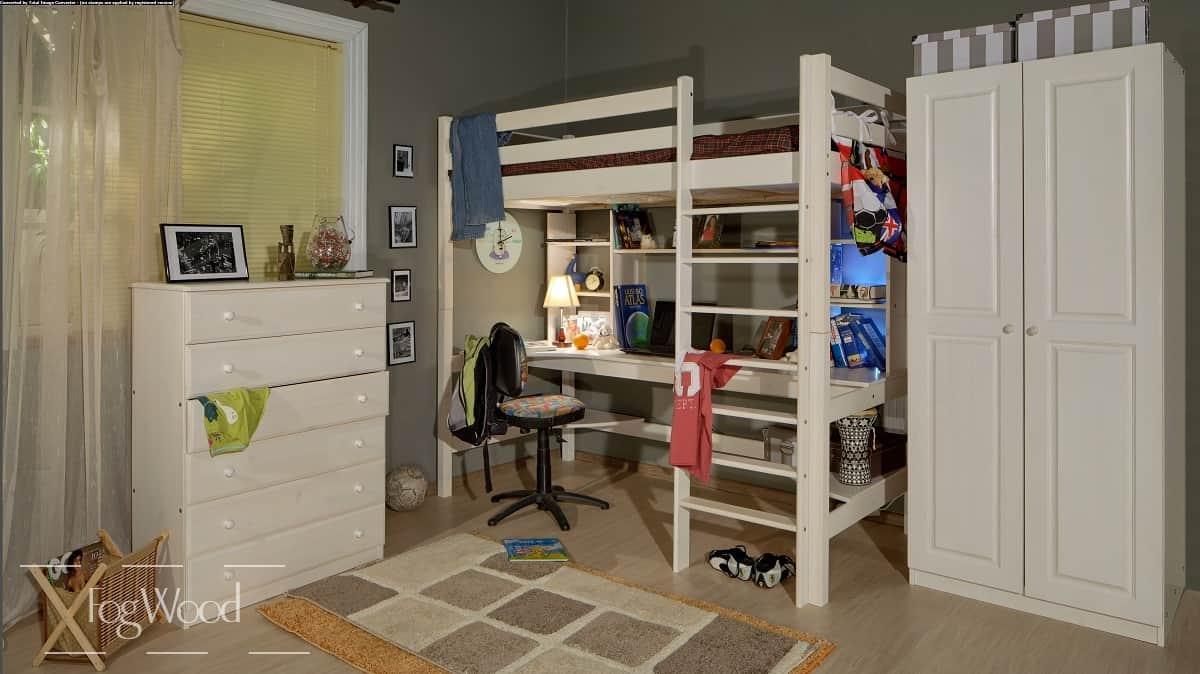 Детская мебель из массива дерева «Модель 12» по индивидуальным размерам