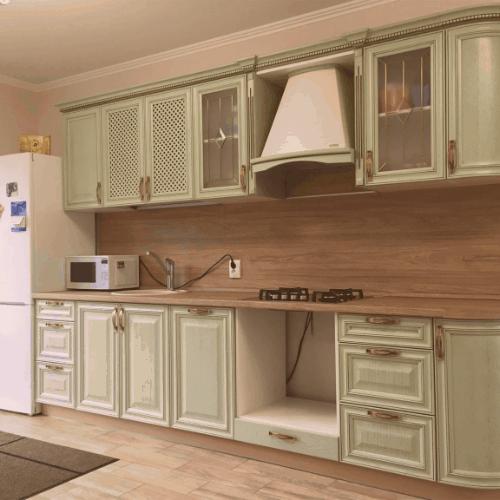 Кухни Прямые - на заказ в Санкт-Петербурге