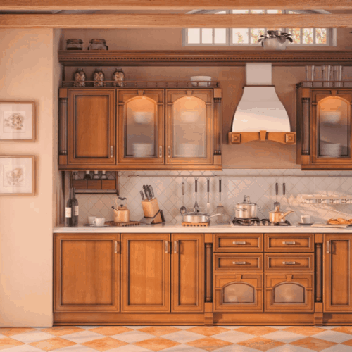 Кухни Встроенные - на заказ в Санкт-Петербурге