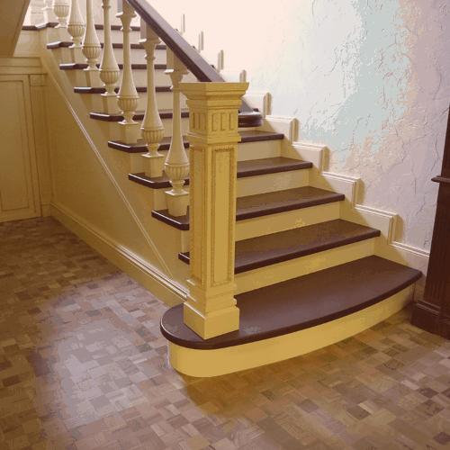 Лестницы Обшивка - на заказ в Санкт-Петербурге