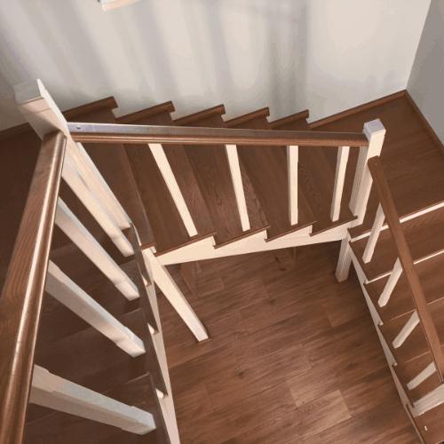Лестницы П-Образные - на заказ в Санкт-Петербурге