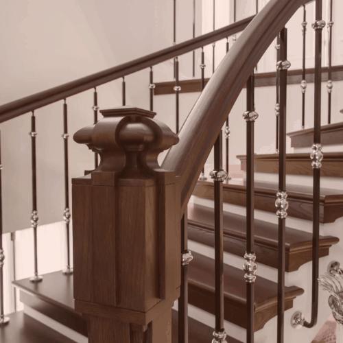 Лестницы Перила - на заказ в Санкт-Петербурге