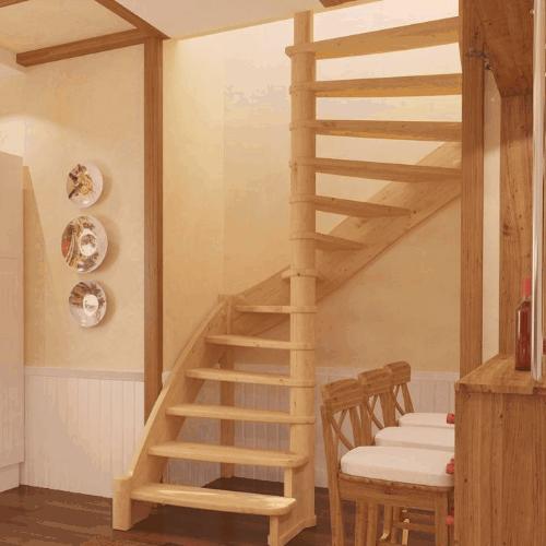 Лестницы Винтовые - на заказ в Санкт-Петербурге