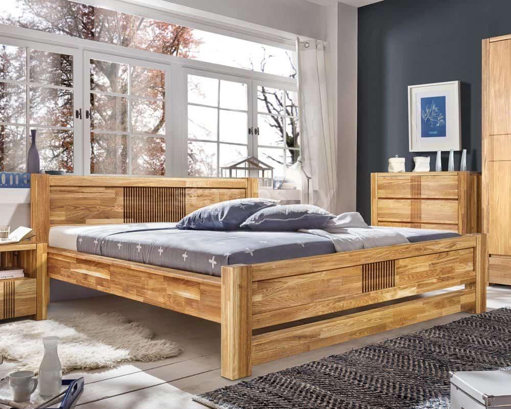Спальня из массива